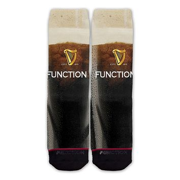 Function - Stout Beer Fashion Sock