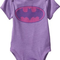 Old Navy DC Comics Batman Bodysuits For Baby