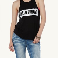 Hello Friday Tank | rue21