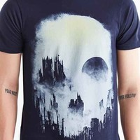 Design By Humans Abandoned City Tee
