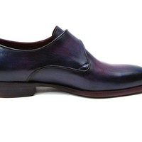 Patina Monks Oxfords Brogues Mens Shoes | StyleDotty