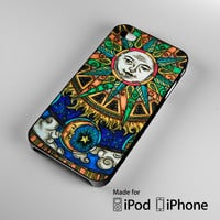 The Moon And Sun Lana Del Rey A0325 iPhone 4S 5S 5C 6 6Plus, iPod 4 5, LG G2 G3, Sony Z2 Case
