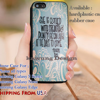 Bible Verse Women Hope Quote iPhone 6s 6 6s+ 5c 5s Cases Samsung Galaxy s5 s6 Edge+ NOTE 5 4 3 #quote dl9
