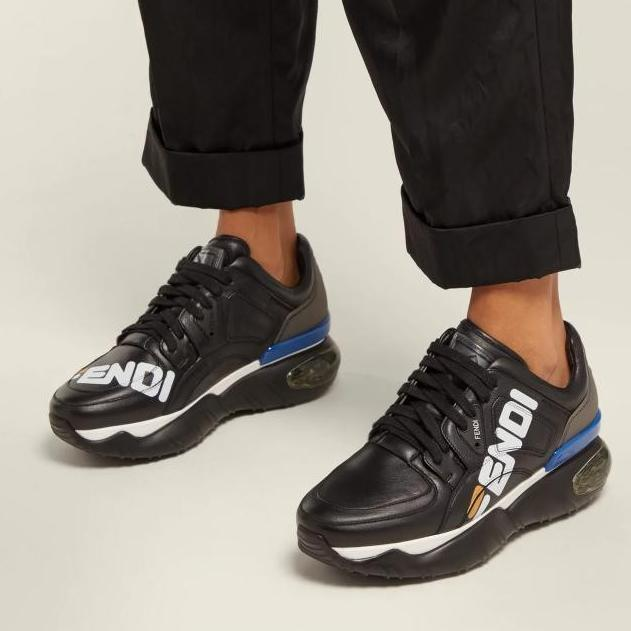 Image of FENDI Sports and leisure shoes