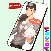 Baymax Hello custom case for smartphone case