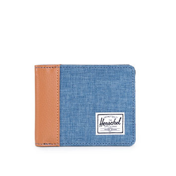 Edward Navy and Tan Wallet by Herschel Supply Co.