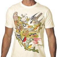 Birds of North America Tshirt