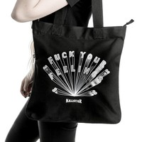 Feelings Tote Bag [B]