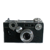 Vintage Argus Camera  1950's Cintar C3 50mm  by houseofheirlooms