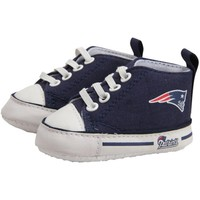 New England Patriots NFL Infant High Top Shoes