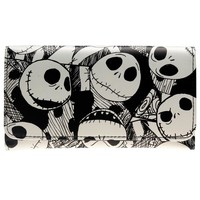 The Nightmare Before Christmas Jack Skellington Wallet DFT-6010