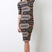 Ideal Tribe Dress