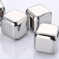 Best Stainless Steel Ice Cubes