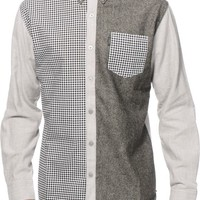 Staple Haxby Long Sleeve Button Up Shirt