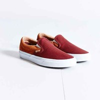 Vans Classic Knit Suede Slip-On