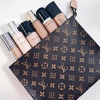 Louis Vuitton LV Letter Ladies Cosmetic Bag Briefcase