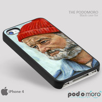 Steve Zissou Art for iPhone 4/4S, iPhone 5/5S, iPhone 5c, iPhone 6, iPhone 6 Plus, iPod 4, iPod 5, Samsung Galaxy S3, Galaxy S4, Galaxy S5, Galaxy S6, Samsung Galaxy Note 3, Galaxy Note 4, Phone Case