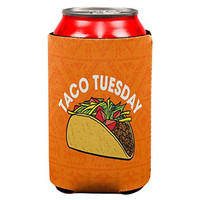 Cinco de Mayo - Taco Tuesday Can Cooler