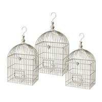Vintage Decorative Bird Cage