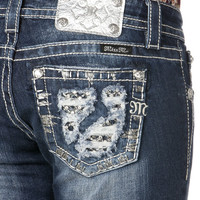 Miss Me Total Knockout Distressed Skinny Jean
