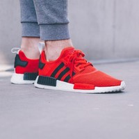 kuyou NMD R1 'Core Red/Core Black'