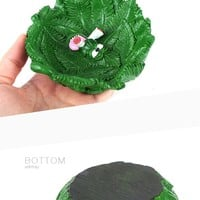 Decorative Weed Ashtray / Coin Dish / You Call It Dish