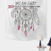 New Indian Mandala Tapestry Hippie Wall Hanging Tapestries Bedspread Yoga Mat Blanket Table Cloth 145x145cm White