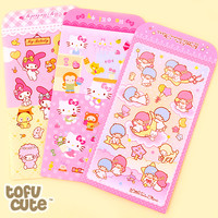 Buy Sanrio Red Packet Lucky Money Envelopes with Stickers at Tofu Cute