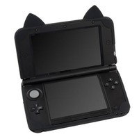 Online Shop 3DS XL Cat Ear Silicone Case|Aliexpress Mobile