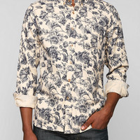 OBEY Wesley Flannel Button-Down Shirt  - Urban Outfitters
