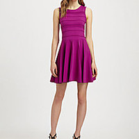 Parker - Lacey Fit-and-Flare Dress - Saks Fifth Avenue Mobile