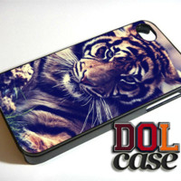 Tiger iPhone Case Cover|iPhone 4s|iPhone 5s|iPhone 5c|iPhone 6|iPhone 6 Plus|Free Shipping| Delta 321