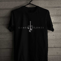 Game Of Thrones 242 Shirt For Man And Woman / Tshirt / Custom Shirt