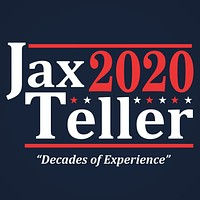 Jax Teller 2020 Election