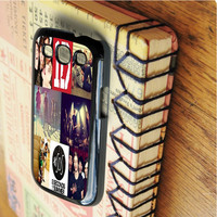 5 second of summer 5 Sos one direction Luke Hemmings Music Collage Art 5 second of summer collage   For Samsung Galaxy S3 Cases   Free Shipping   AH0611