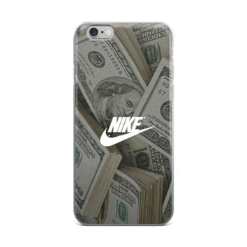 Nike iPhone 4 4s 5 5s 5C 6 6s 6 Plus 6s Plus 7 & 7 Plus Case