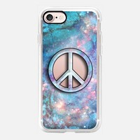 Peace and bright colors (bold) iPhone 7 Case by Barruf | Casetify