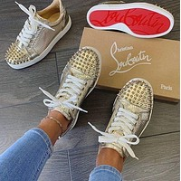 Christian Louboutin Fashionable leisure shoes-19