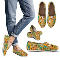 Veterinarian Love Casual Shoes