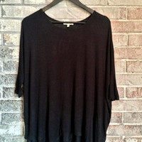 Boat Neck Loose Top