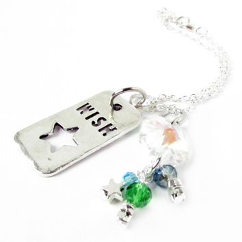 Wish Upon a Star Rearview Mirror Charm