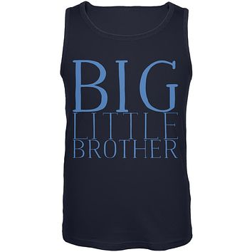 Big Little Brother Mens Tank Top