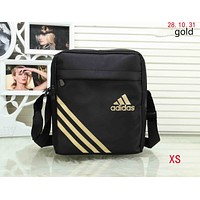 ADIDAS Couples Casual Joker Trendy Backpack Backpack F-XS-PJ-BB gold