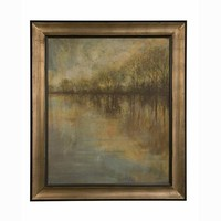 Uttermost 41180 Winter Glow: 45.375 x 52.375 Oil Reproduction