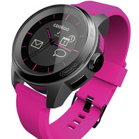 Cookoo Smart Watch for Iphone & Android Pink