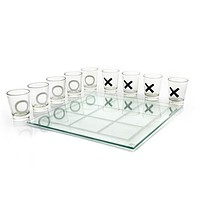 Tic Tac Shot™ Drinking Board Game