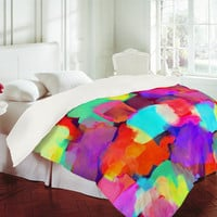 DENY Designs Home Accessories | Amy Sia Brushstroke 1 Duvet Cover