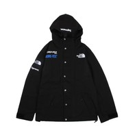 Kuyou Gf2x998 Supreme X The North Face 18fw Black Expedition Jacket
