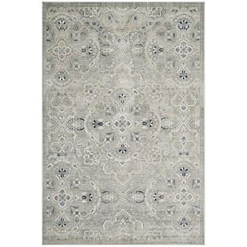 Safavieh Persian Garden PEG614L Grey / Blue
