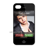 Niall Horan calling 1D ONE DIRECTION IPHONE 4/4S/5/5C/6/6 PLUS,HARD CASE COVER